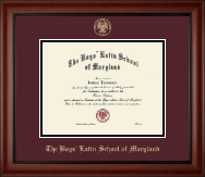The Boys' Latin School of Maryland Diploma Frame - Gold Embossed Diploma Frame in Cambridge