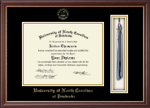 University of North Carolina at Pembroke Diploma Frame - Tassel Edition Diploma Frame in Newport