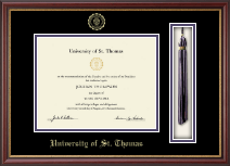 University of St. Thomas Diploma Frame - Tassel Edition Diploma Frame in Newport