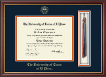 University of Texas at El Paso Diploma Frame - Tassel Edition Diploma Frame in Newport