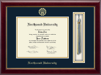 Northwood University in Florida Diploma Frame - Tassel Edition Diploma Frame in Gallery