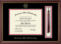 Arkansas State University at Jonesboro Diploma Frame - Tassel Edition Diploma Frame in Newport