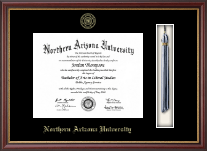 Northern Arizona University Diploma Frame - Tassel Edition Diploma Frame in Newport