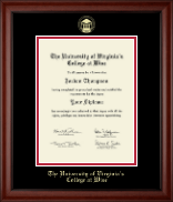 The University of Virginia's College at Wise Diploma Frame - Gold Embossed Diploma Frame in Cambridge