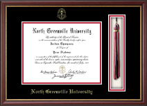 North Greenville University Diploma Frame - Tassel Edition Diploma Frame in Newport