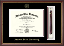 Arizona State University Diploma Frame - Tassel Edition Diploma Frame in Newport