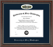University of Mary Washington Diploma Frame - Campus Cameo Diploma Frame in Chateau