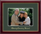 Glenelg Country School Photo Frame - Embossed Photo Frame in Galleria