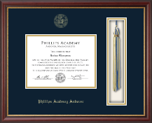 Phillips Academy Andover Diploma Frame - Tassel Edition Diploma Frame in Newport
