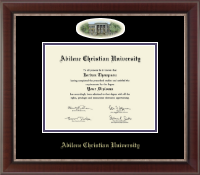 Abilene Christian University Diploma Frame - Campus Cameo Diploma Frame in Chateau