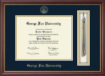 George Fox University Diploma Frame - Tassel Edition Diploma Frame in Newport
