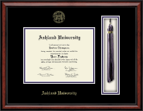 Ashland University Diploma Frame - Tassel Edition Diploma Frame in Southport