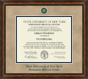 SUNY Downstate Medical Center Diploma Frame - Heirloom Edition Diploma Frame in Ashford
