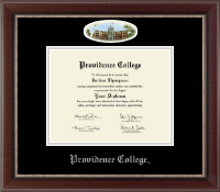 Providence College Diploma Frame - Campus Cameo Diploma Frame in Chateau