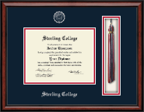 Sterling College Diploma Frame - Tassel Edition Diploma Frame in Southport