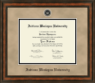 Indiana Wesleyan University  Diploma Frame - Heirloom Edition Diploma Frame in Ashford