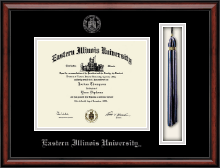 Eastern Illinois University Diploma Frame - Tassel Edition Diploma Frame in Southport