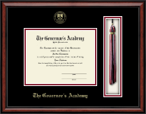 The Governor's Academy Diploma Frame - Tassel Edition Diploma Frame in Southport