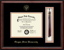 Oregon State University Diploma Frame - Tassel Edition Diploma Frame in Southport