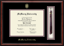 McMurry University Diploma Frame - Tassel Edition Diploma Frame in Southport