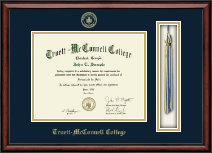 Truett McConnell College Diploma Frame - Tassel Edition Diploma Frame in Southport