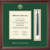 Wilberforce University Diploma Frame - Tassel Edition Diploma Frame in Newport