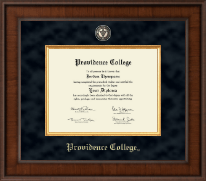 Providence College Diploma Frame - Presidential Masterpiece Diploma Frame in Madison