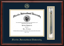 Florida International University Diploma Frame - Tassel Edition Diploma Frame in Southport