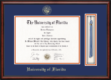 University of Florida Diploma Frame - Tassel Edition Diploma Frame in Southport