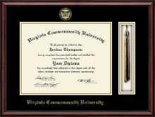 Virginia Commonwealth University Diploma Frame - Tassel Edition Diploma Frame in Southport