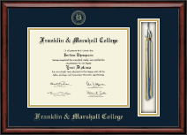 Franklin & Marshall College Diploma Frame - Tassel Edition Diploma Frame in Southport