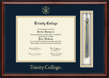 Trinity College Diploma Frame - Tassel Edition Diploma Frame in Southport