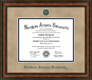 Northern Arizona University Diploma Frame - Heirloom Edition Diploma Frame in Ashford