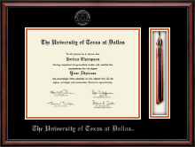 The University of Texas at Dallas Diploma Frame - Tassel Edition Diploma Frame in Southport