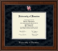 University of Houston Diploma Frame - Presidential Spirit Medallion Diploma Frame in Madison