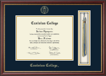 Canisius College Diploma Frame - Tassel Edition Diploma Frame in Newport