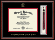 Maryville University of St. Louis Diploma Frame - Tassel Edition Diploma Frame in Southport