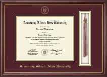 Armstrong Atlantic State University Diploma Frame - Tassel Edition Diploma Frame in Newport