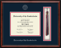 University of the Cumberlands Diploma Frame - Tassel Edition Diploma Frame in Southport