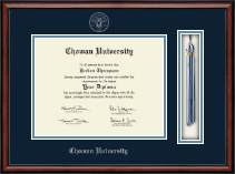 Chowan University Diploma Frame - Tassel Edition Diploma Frame in Southport