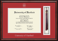 University of Hartford Diploma Frame - Tassel Edition Diploma Frame in Southport