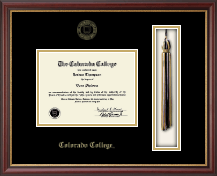 Colorado College Diploma Frame - Tassel Edition Diploma Frame in Newport