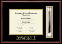 Southern Illinois University at Edwardsville Diploma Frame - Tassel Edition Diploma Frame in Southport