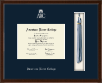 American River College Diploma Frame - Tassel Edition Diploma Frame in Delta