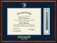 Covenant College Diploma Frame - Tassel Edition Diploma Frame in Southport