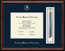 Lincoln Memorial University Diploma Frame - Tassel Edition Diploma Frame in Southport