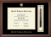 Pacific Lutheran University Diploma Frame - Tassel Edition Diploma Frame in Newport