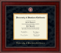 University of Southern California Diploma Frame - Presidential Masterpiece Diploma Frame in Jefferson