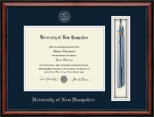 University of New Hampshire Diploma Frame - Tassel Edition Diploma Frame in Southport