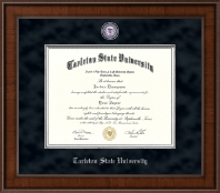 Tarleton State University Diploma Frame - Presidential Masterpiece Diploma Frame in Madison